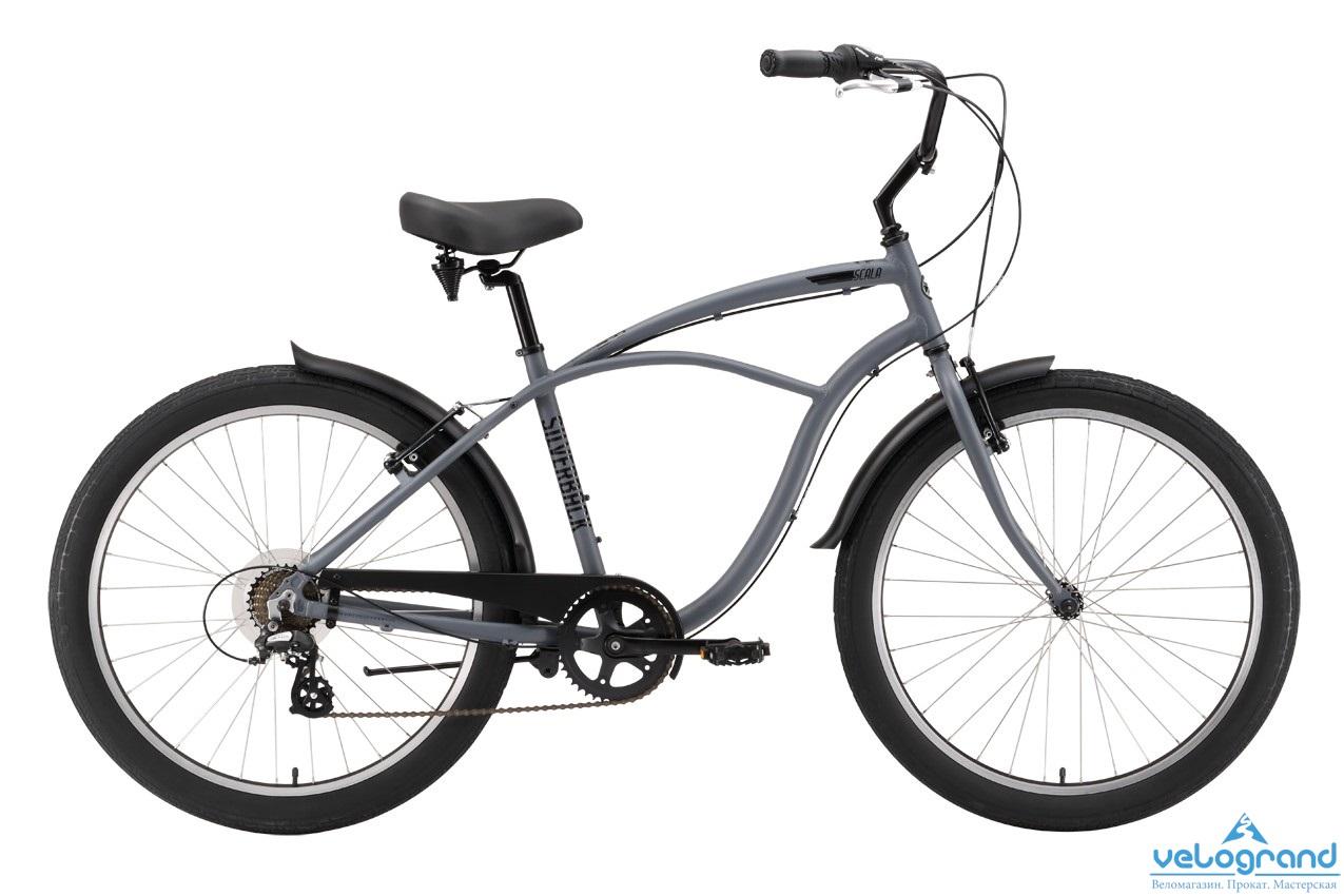 Велосипед круизер Silverback Scala 7 (2016) от Velogrand