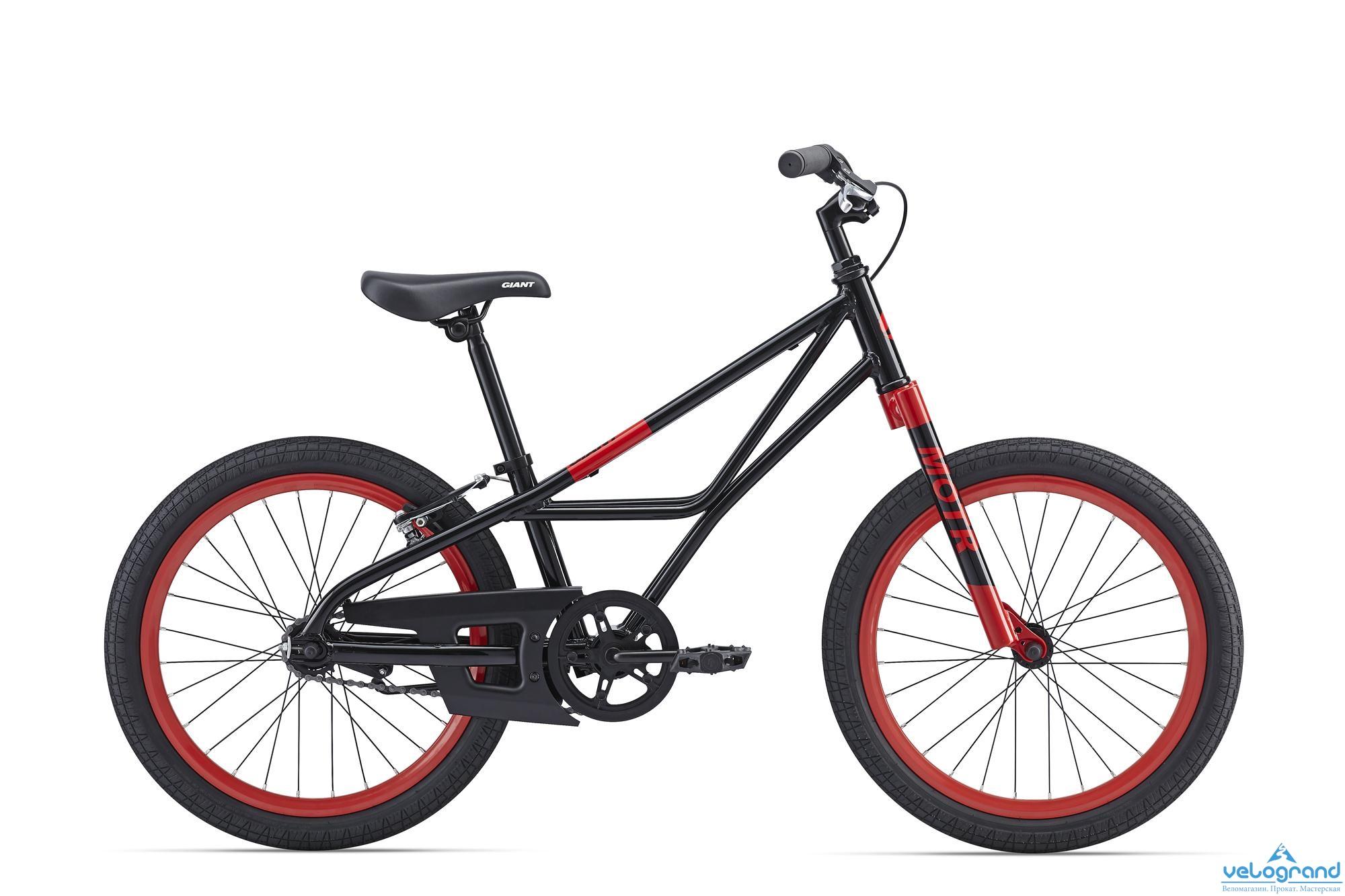 Детский велосипед Giant Motr C/B 20 (2016), Цвет Синий