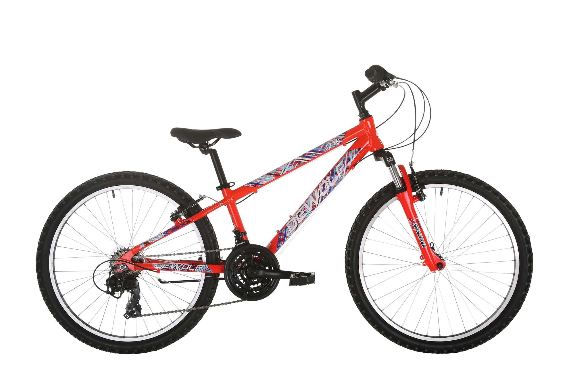 Подростковый велосипед DEWOLF J240 BOY (2016) от Velogrand
