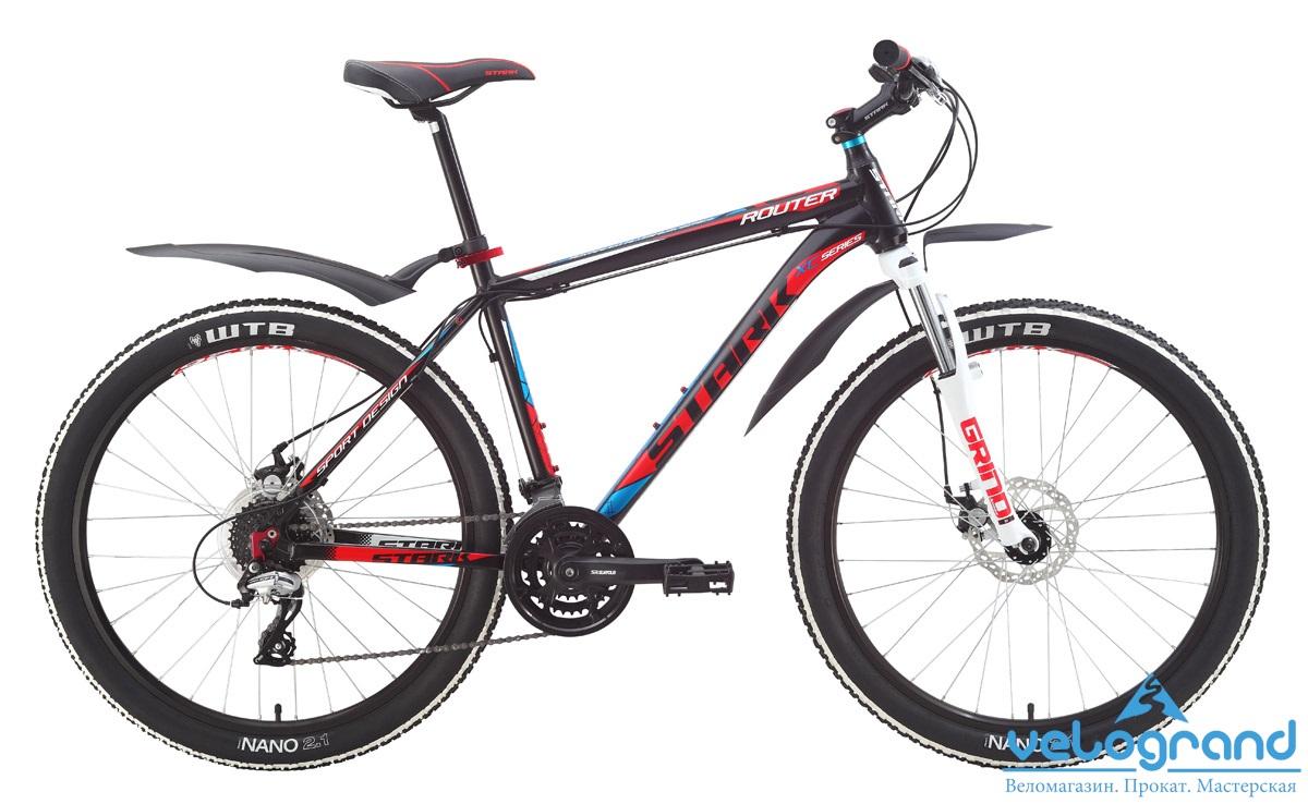 Горный велосипед Stark Router Disc (2015) от Velogrand
