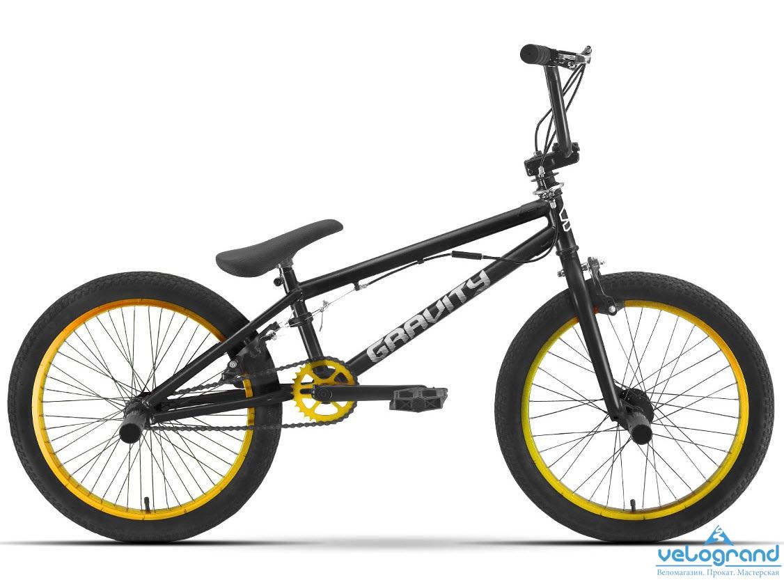 Экстремальный велосипед BMX Stark Gravity (2016) от Velogrand