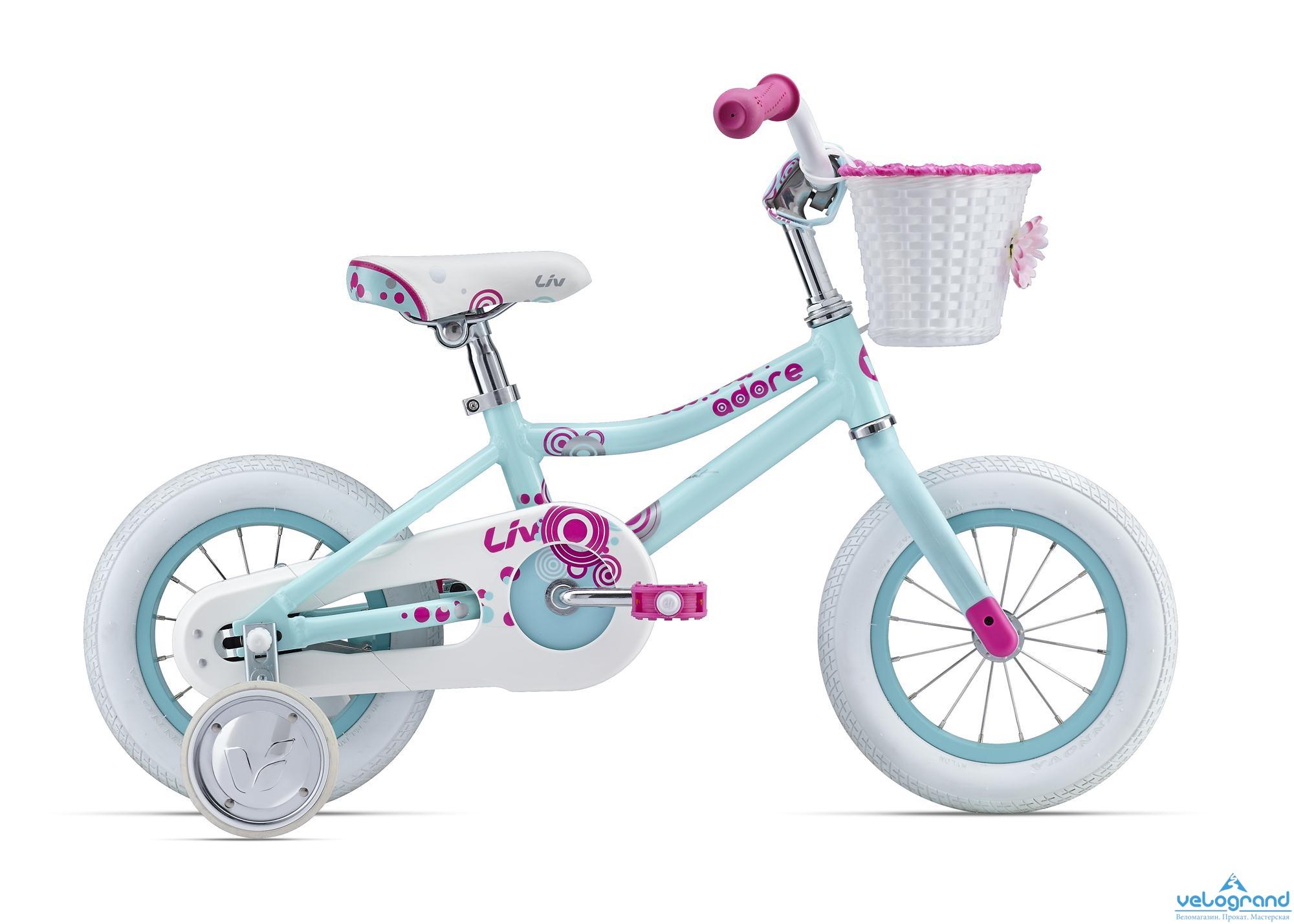 Детский велосипед Giant Adore C/B 12 (2016) от Velogrand
