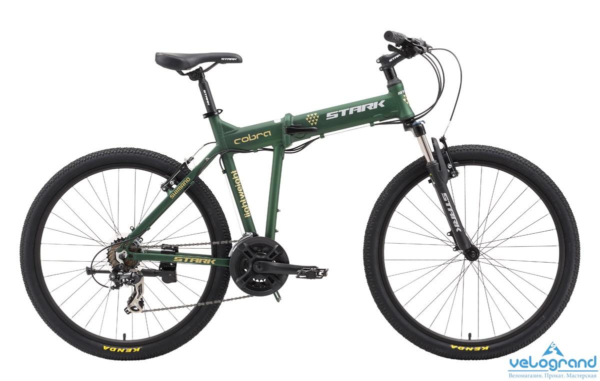 Складной велосипед Stark Cobra (2016)