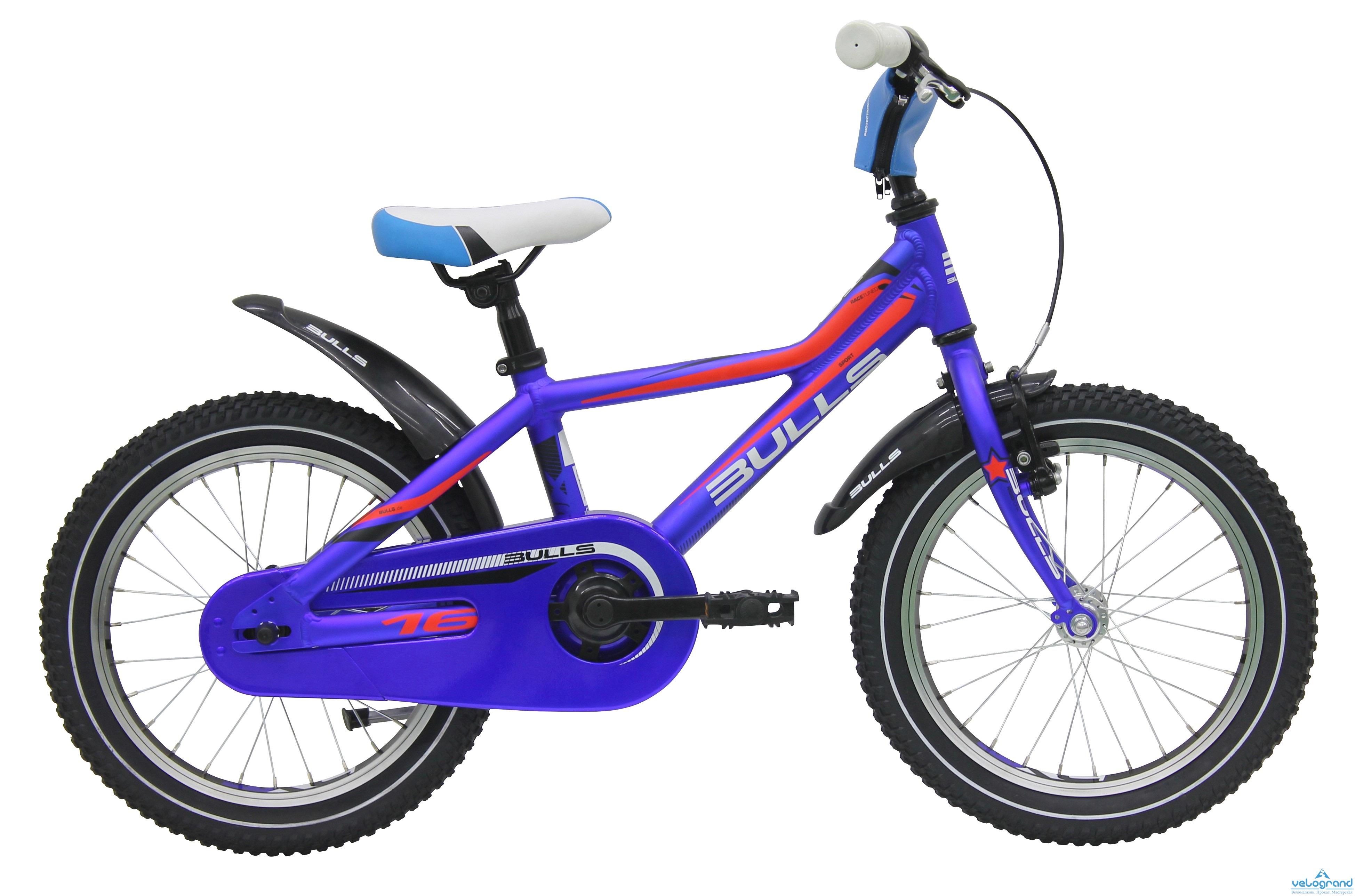 Детский велосипед Bulls Tokee Lite 16 (2016), Цвет Желтый
