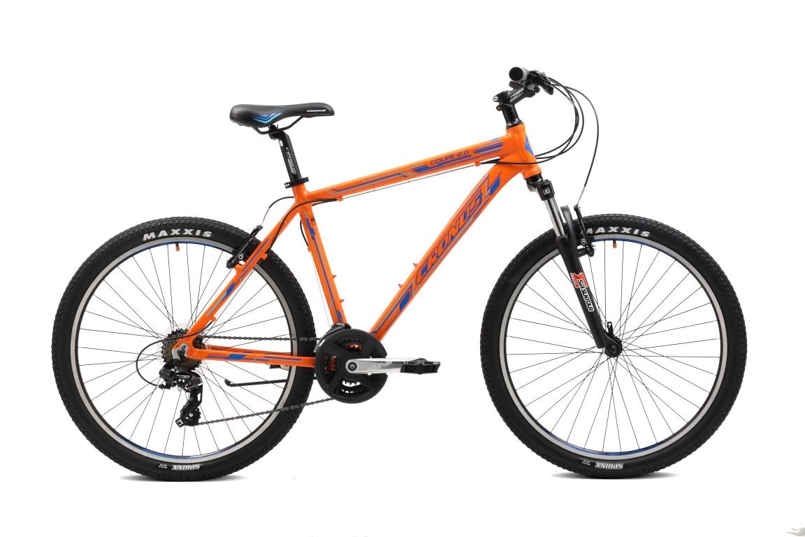 Горный велосипед Cronus COUPE 2.0 26 (2016) от Velogrand