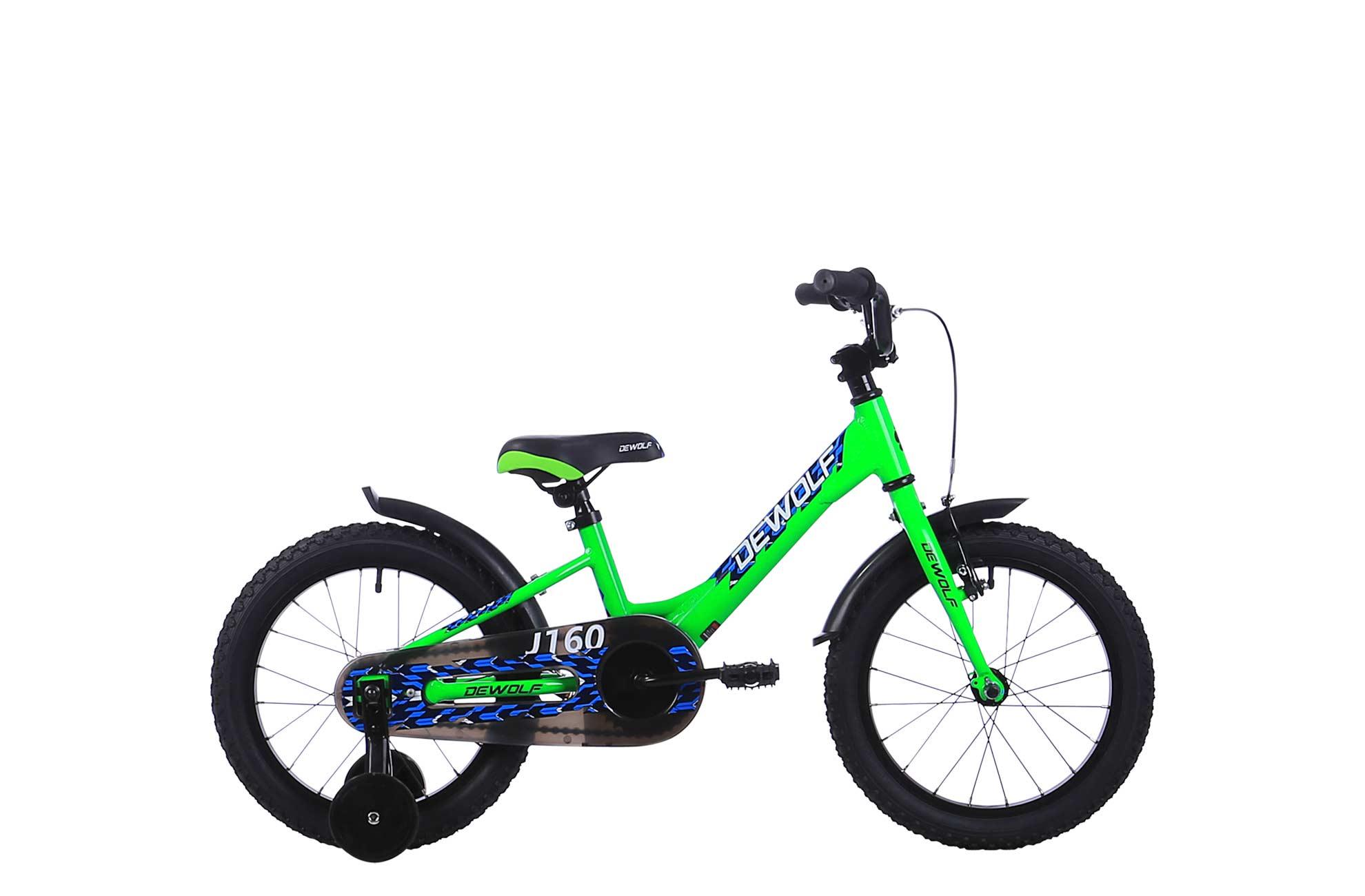 Детский велосипед DEWOLF J160 BOY (2016) от Velogrand