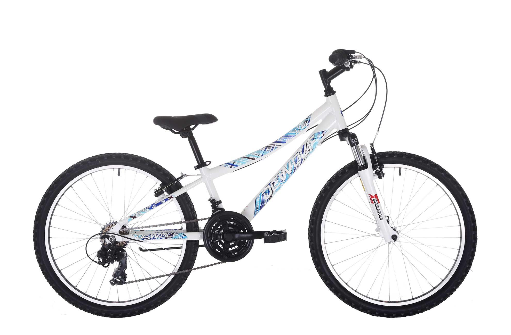 Подростковый велосипед DEWOLF J240 GIRL (2016) от Velogrand