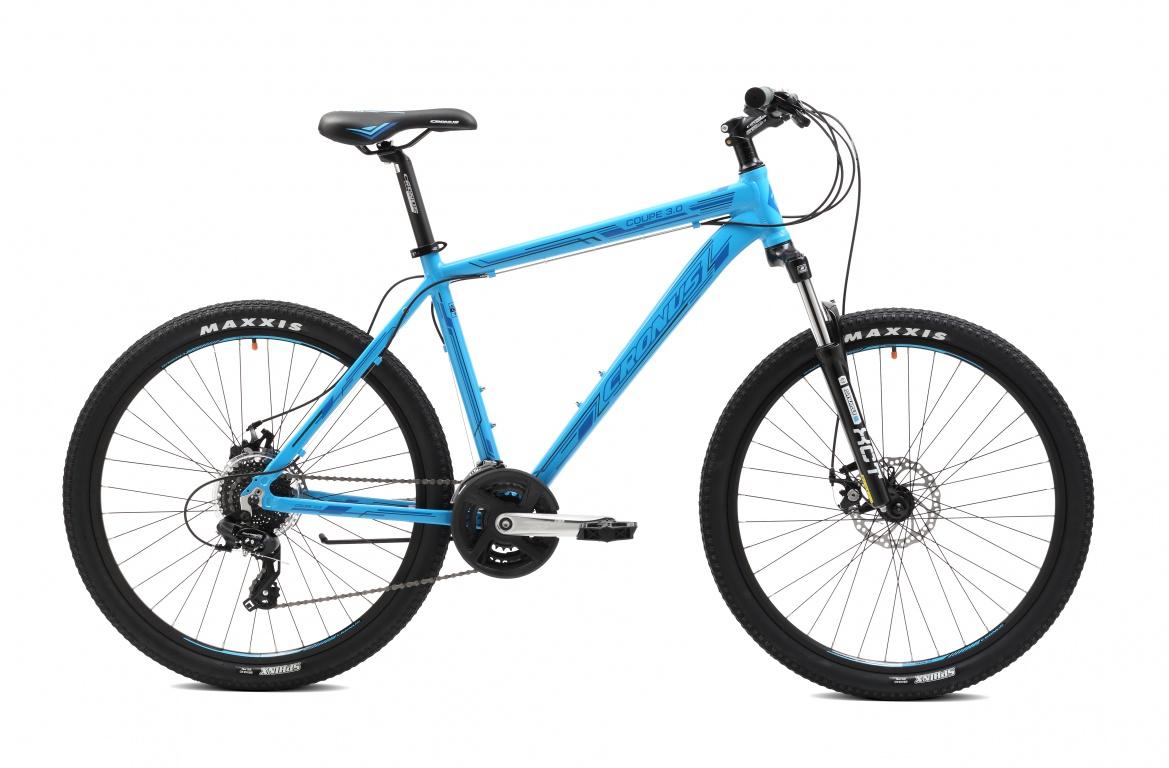Горный велосипед Cronus COUPE 3.0 26 (2016), Цвет Черно-Зеленый, Размер 19