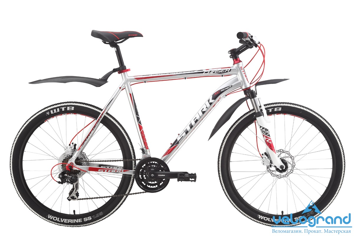 Горный велосипед Stark Chaser HD (2015) от Velogrand