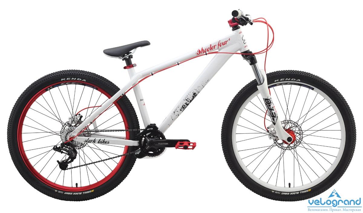 Экстремальный велосипед Stark Shooter-4 (2014) от Velogrand