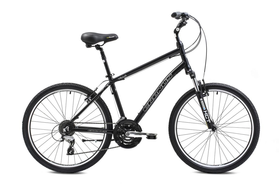 Комфортный велосипед Cronus VILLE 26 (2016) от Velogrand