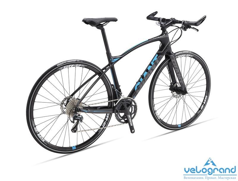 Шоссейный велосипед Giant FastRoad CoMax 2 (2016) от Velogrand