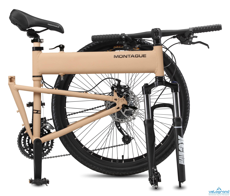 Складной велосипед Montague Paratrooper Pro (2015) от Velogrand