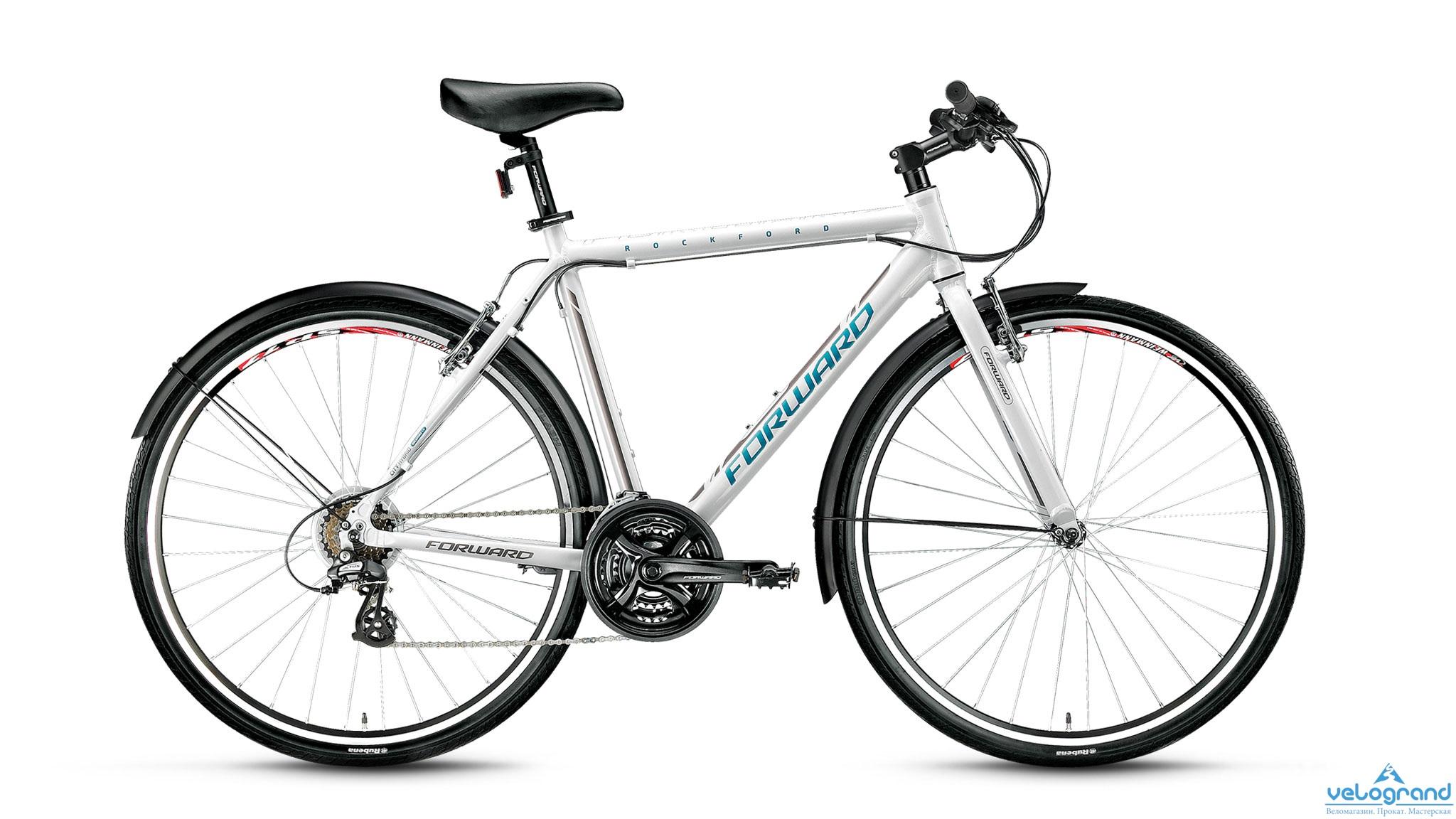 Городской велосипед Forward Rockford 1.0 (2016) от Velogrand