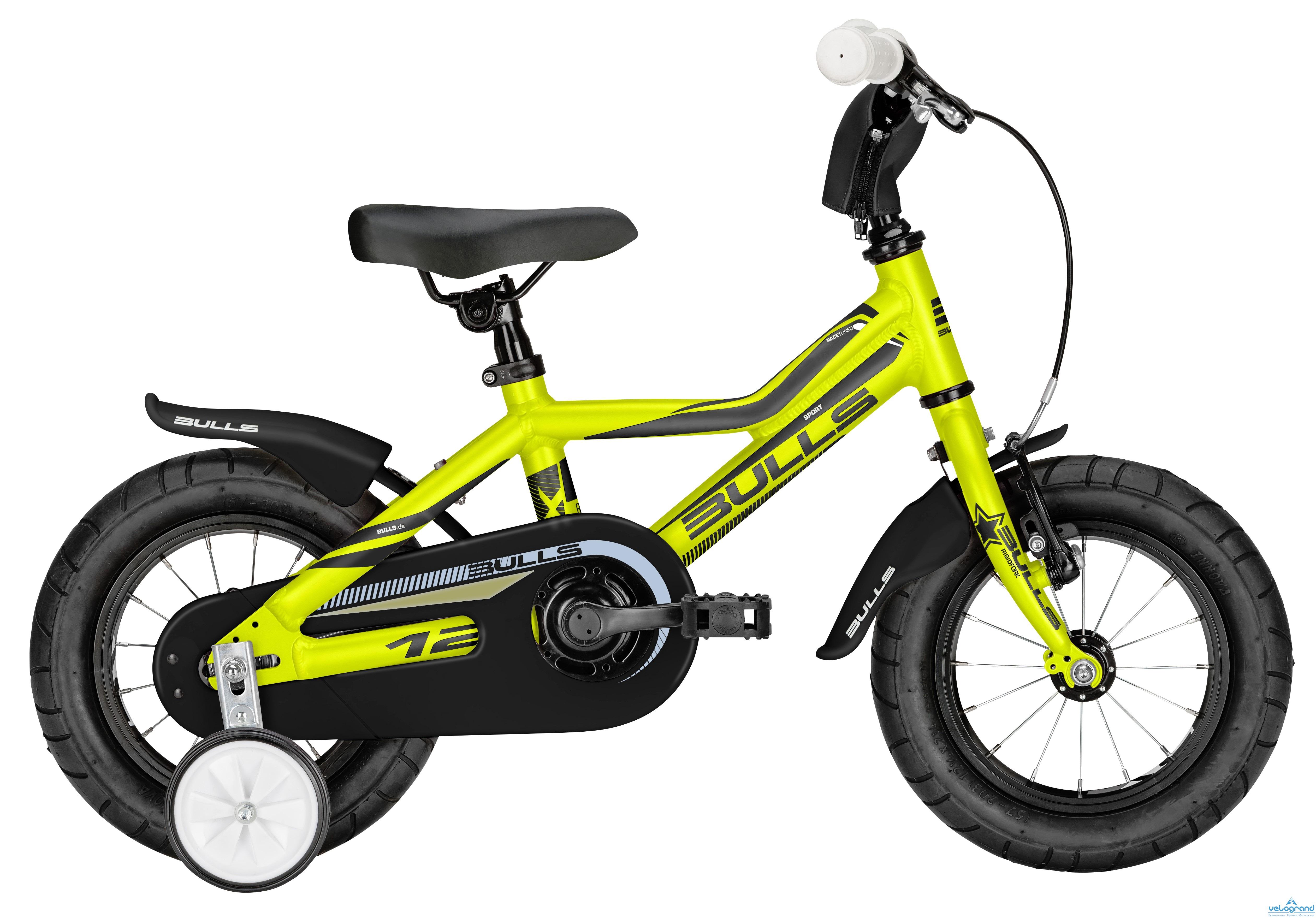 Детский велосипед Bulls Tokee Lite 12 (2016) от Velogrand