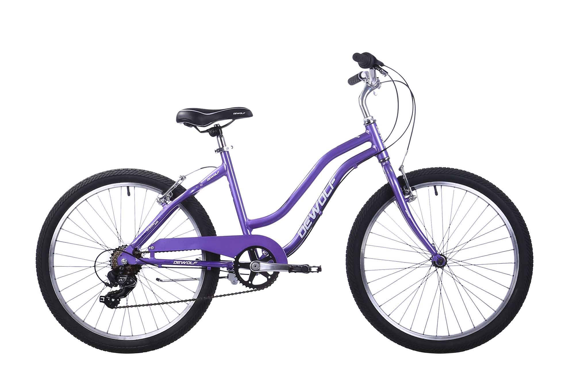 Подростковый велосипед DEWOLF WAVE 240 (2016) от Velogrand