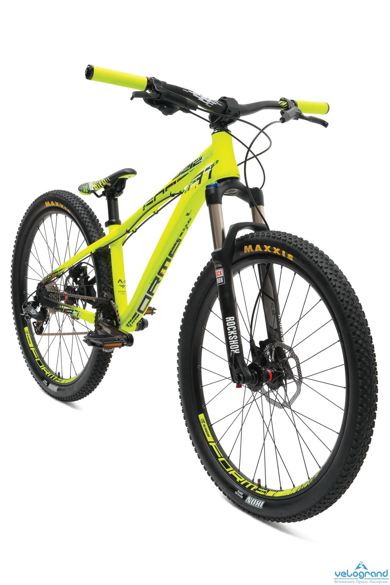 Экстремальный велосипед Format 9212 (2016) от Velogrand