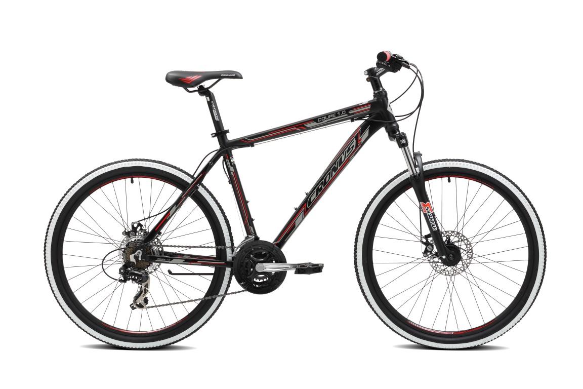 Горный велосипед Cronus COUPE 1.0 26 (2016), Цвет Сине-Оранжевы, Размер 21