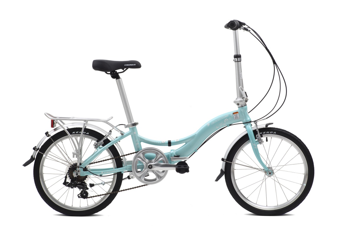 Складной велосипед Cronus BUTTERFLY 2.0 20 (2016)