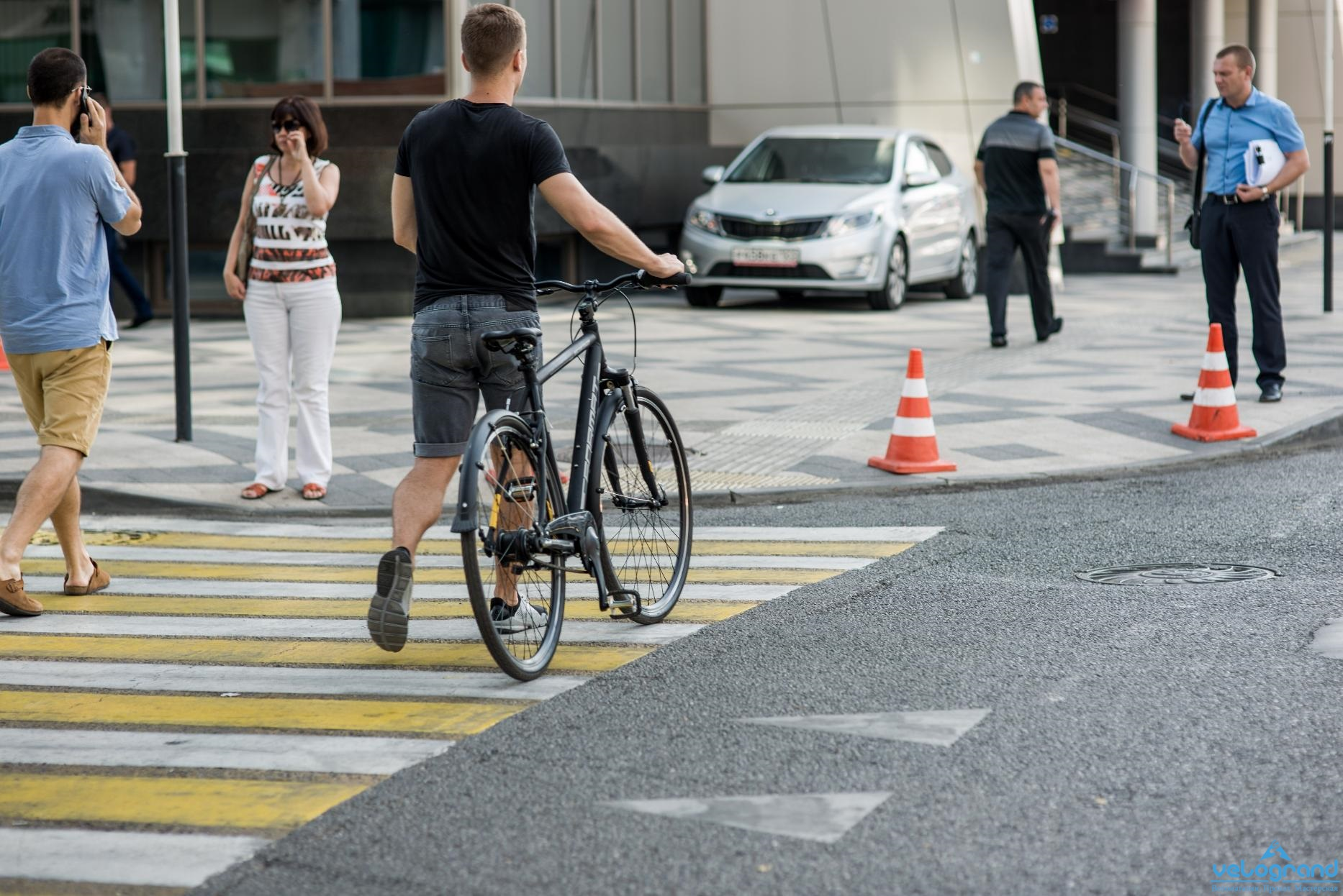 Городской велосипед Format 5332 (2016), Цвет Черный, Размер 21 от Velogrand