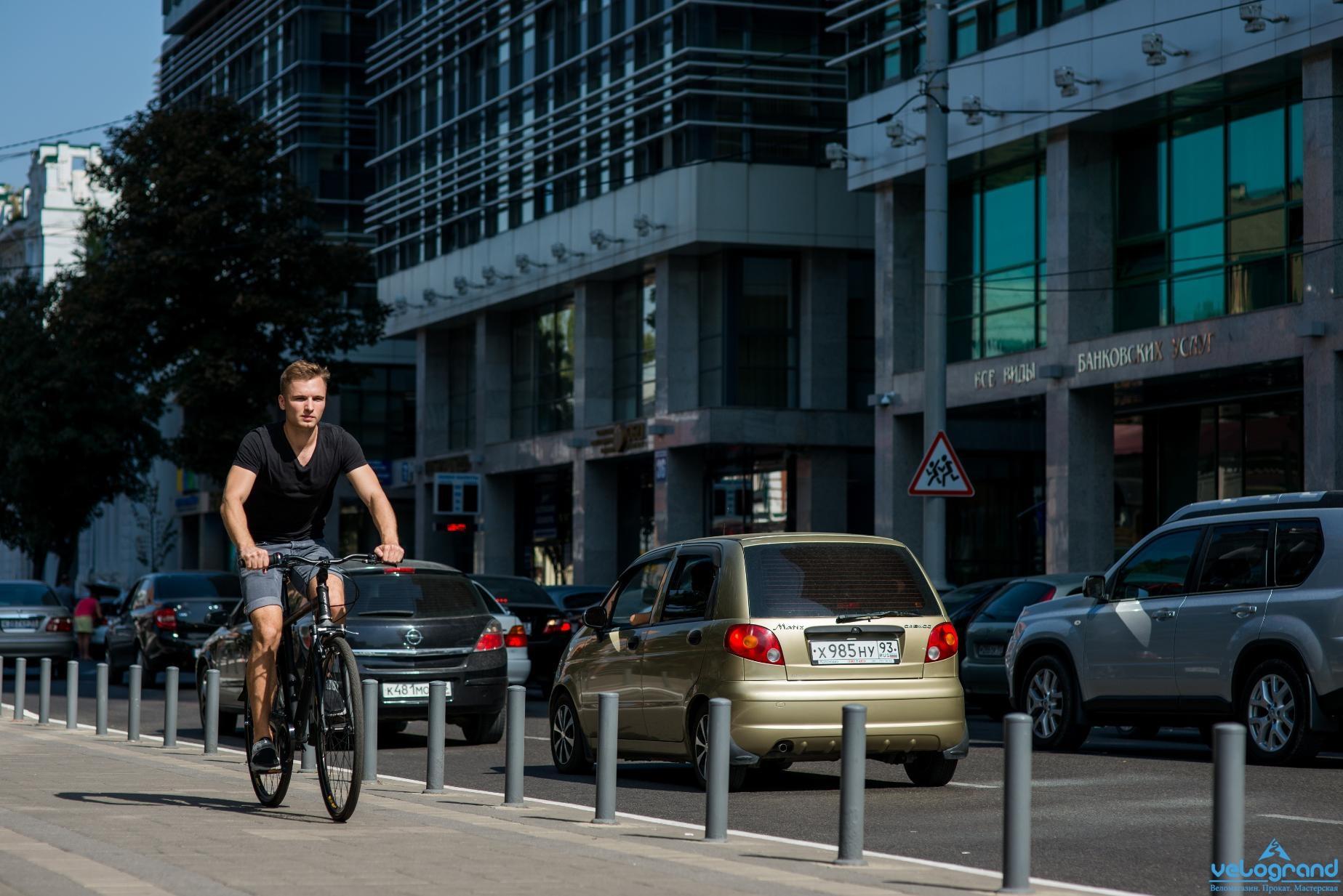 Городской велосипед Format 5332 (2016) от Velogrand