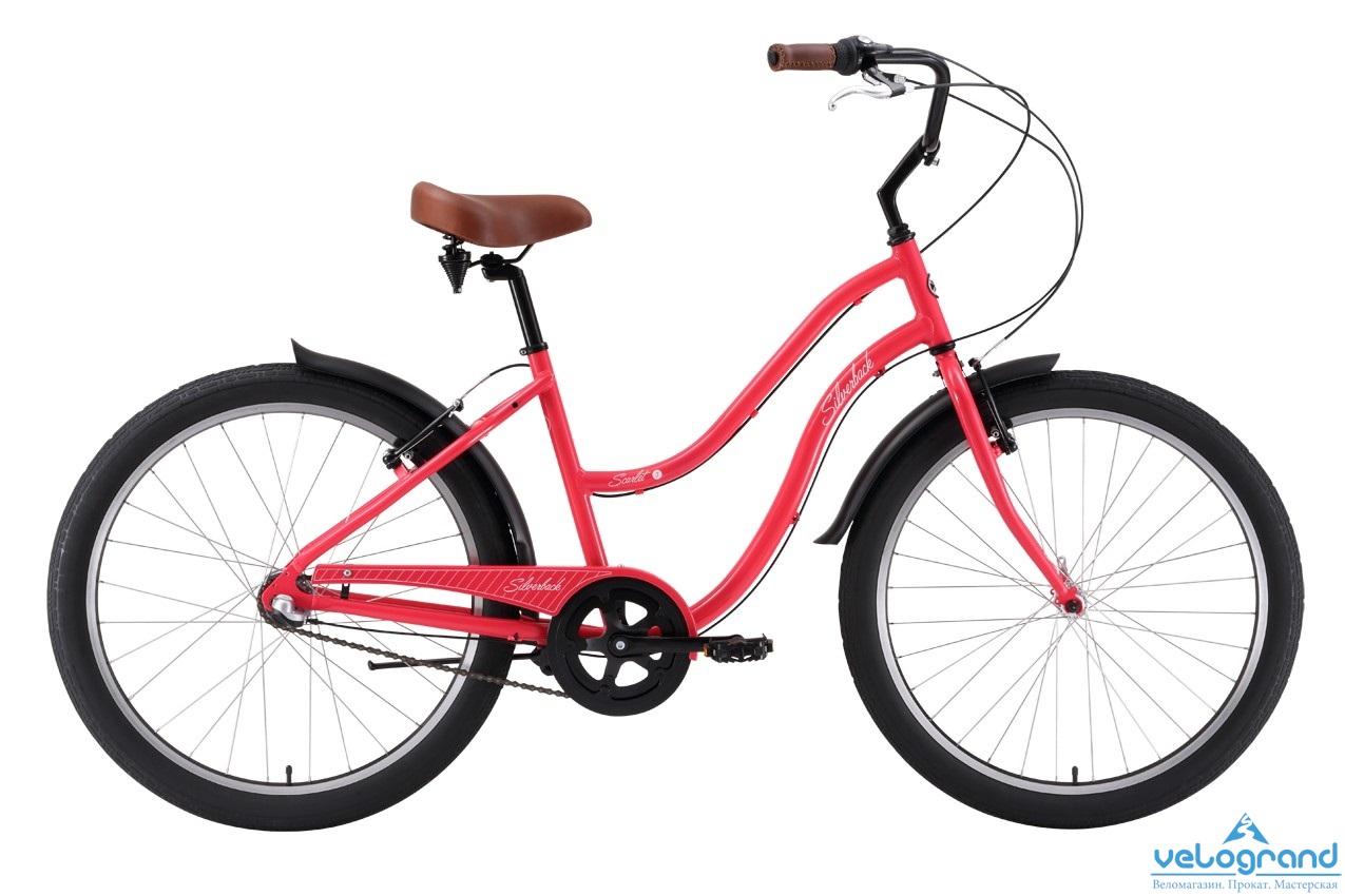 Женский велосипед Silverback Scarlet 3 (2016) от Velogrand