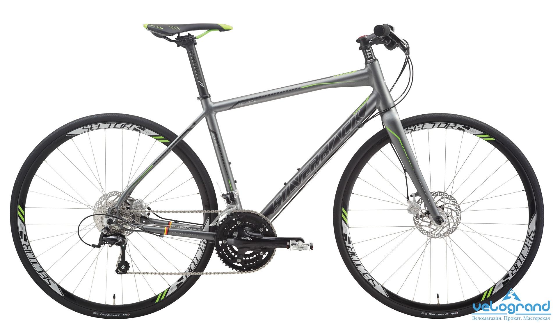 Городской велосипед Silverback Scento 2 (2015)