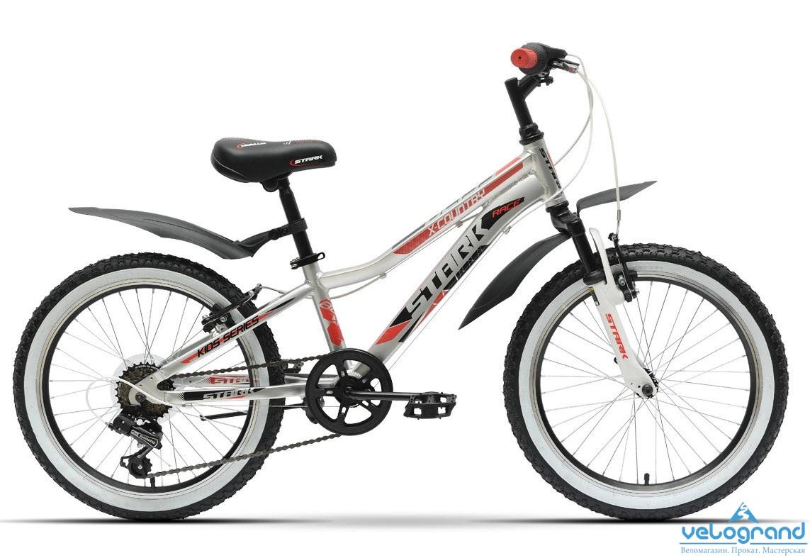 Детский велосипед Stark Bliss Girl 20 (2016)