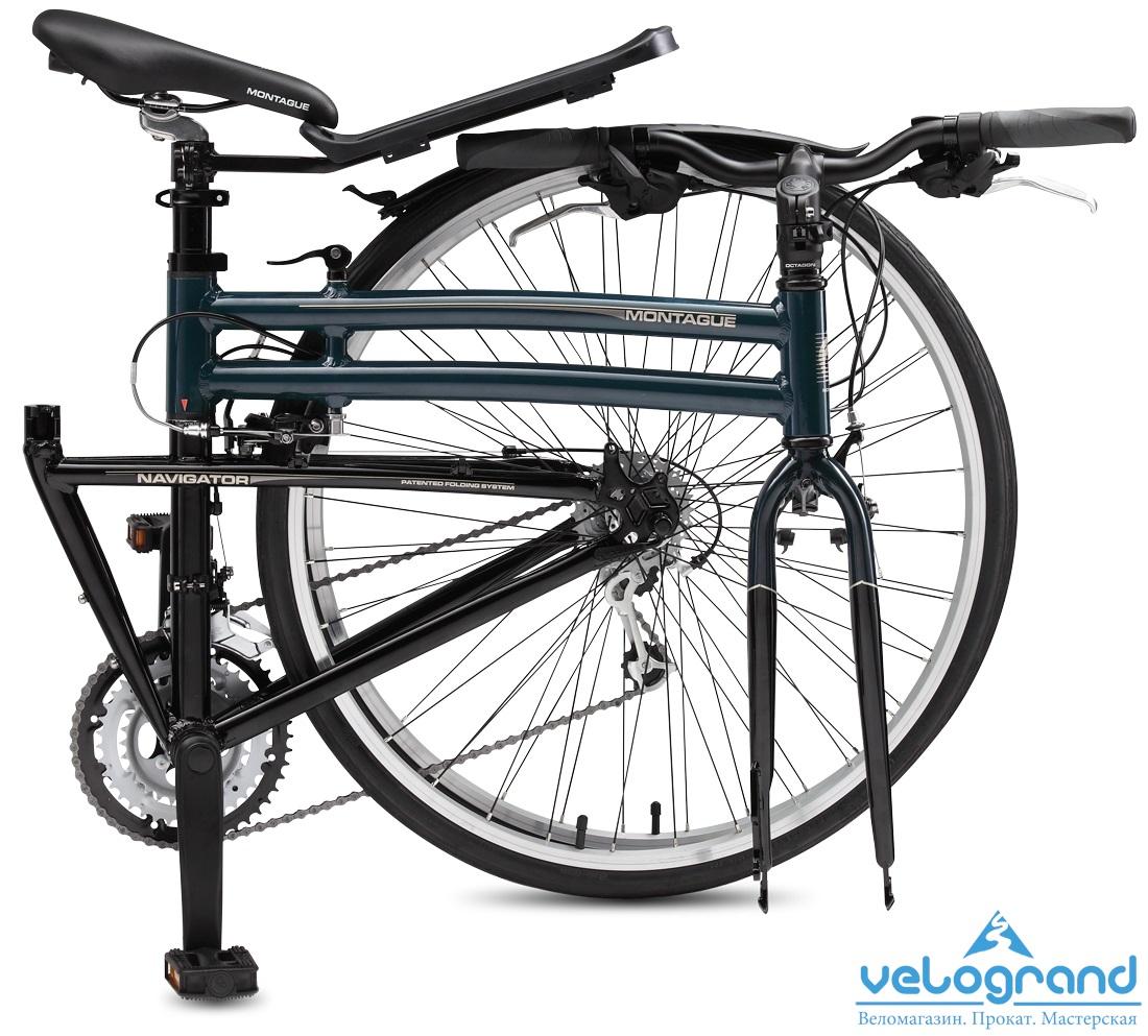 Складной велосипед Montague NAVIGATOR (2015) от Velogrand