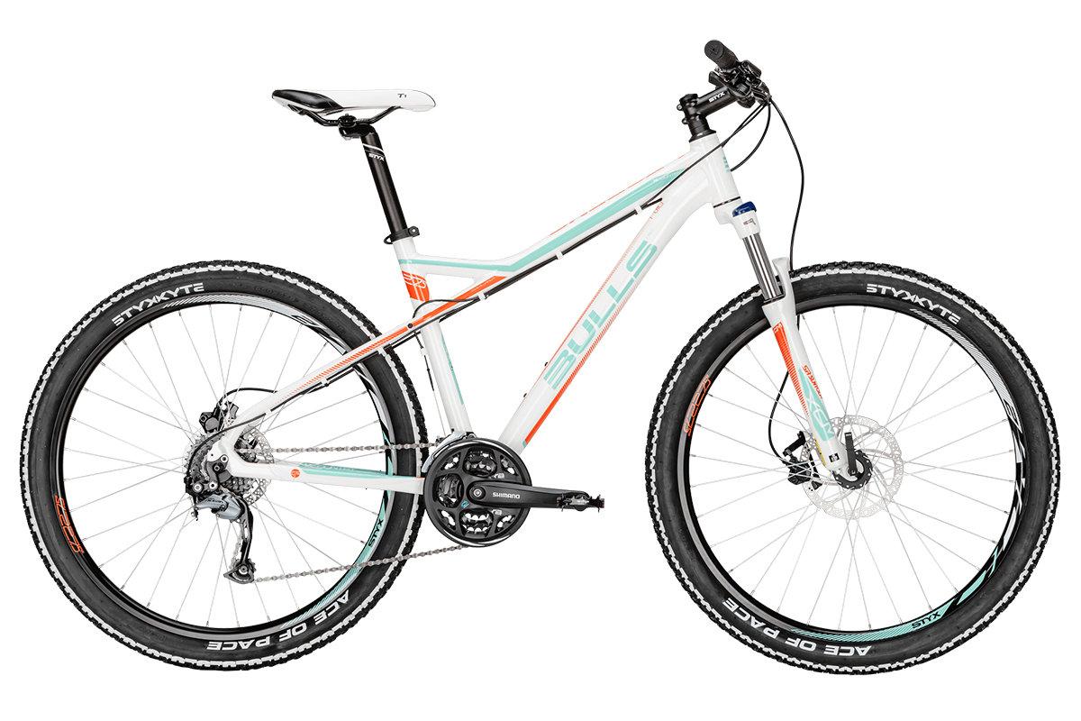 Женский велосипед Bulls Zarena 27,5 (2016) от Velogrand