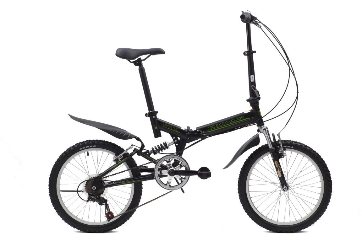 Складной велосипед Cronus LATTE 1.0 20 (2016) от Velogrand