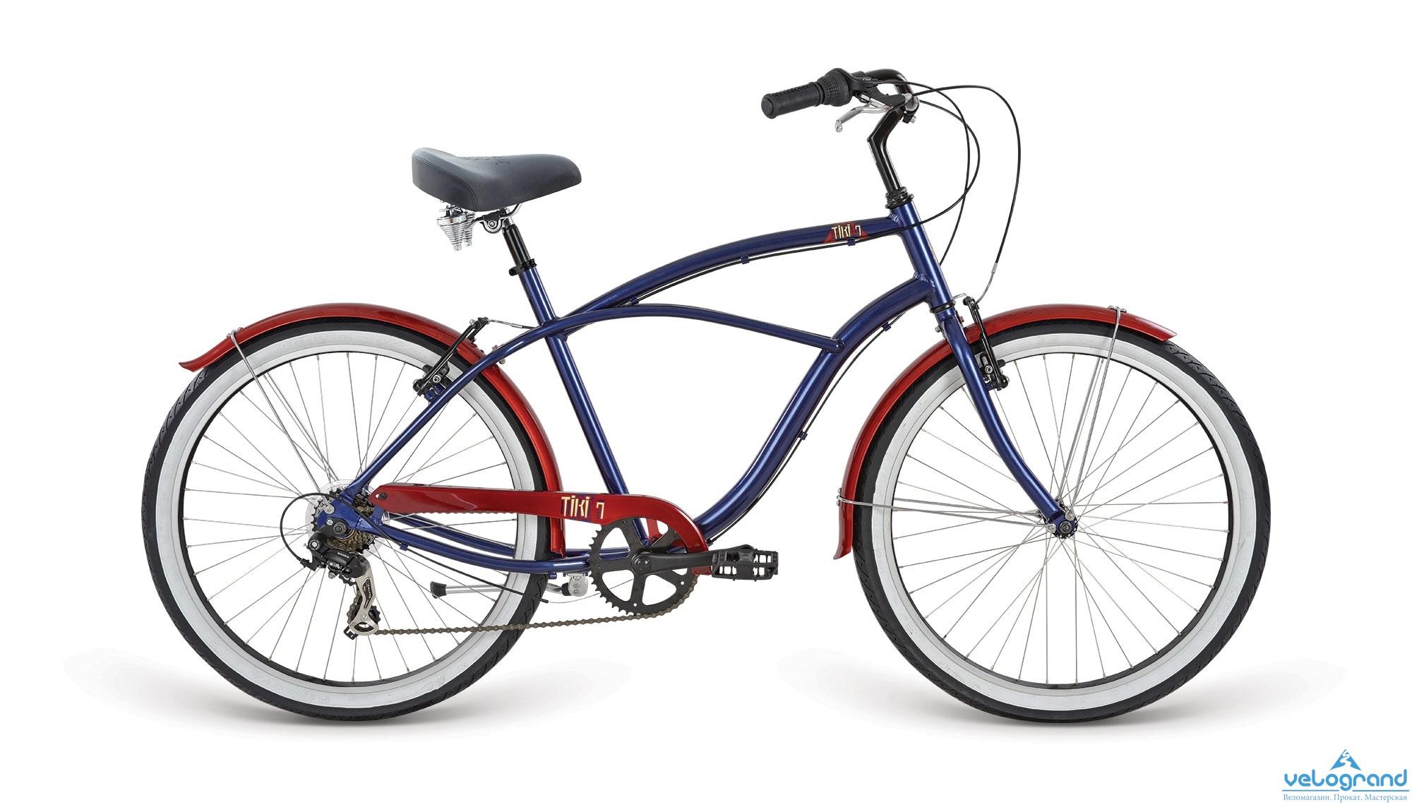 Велосипед круизер APOLLO TIKI 7 MEN'S (2015) от Velogrand