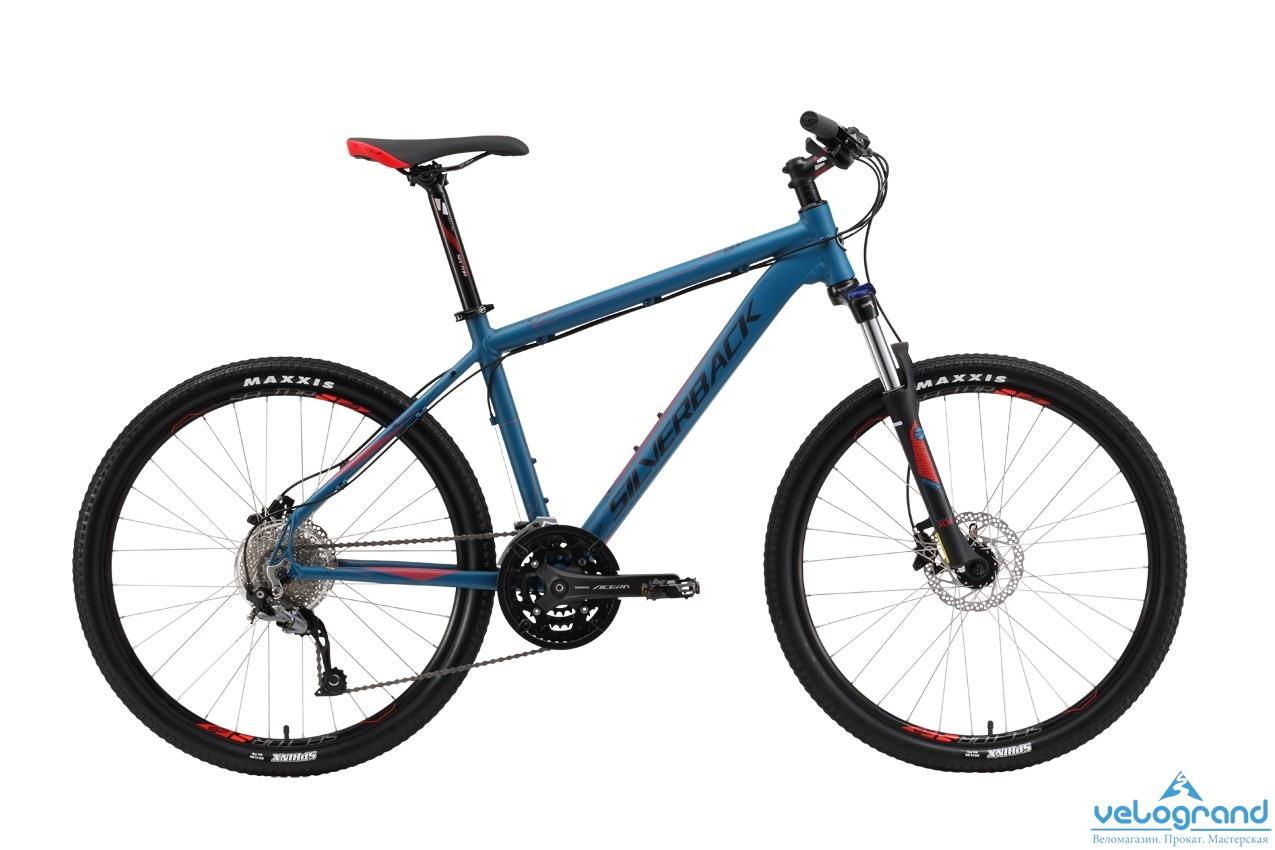 Горный велосипед Silverback Stride Sport (2016), Цвет Синий, Размер 18 от Velogrand