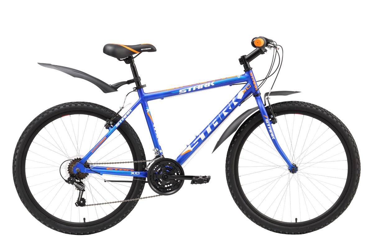 Горный велосипед Stark Respect (2016) от Velogrand