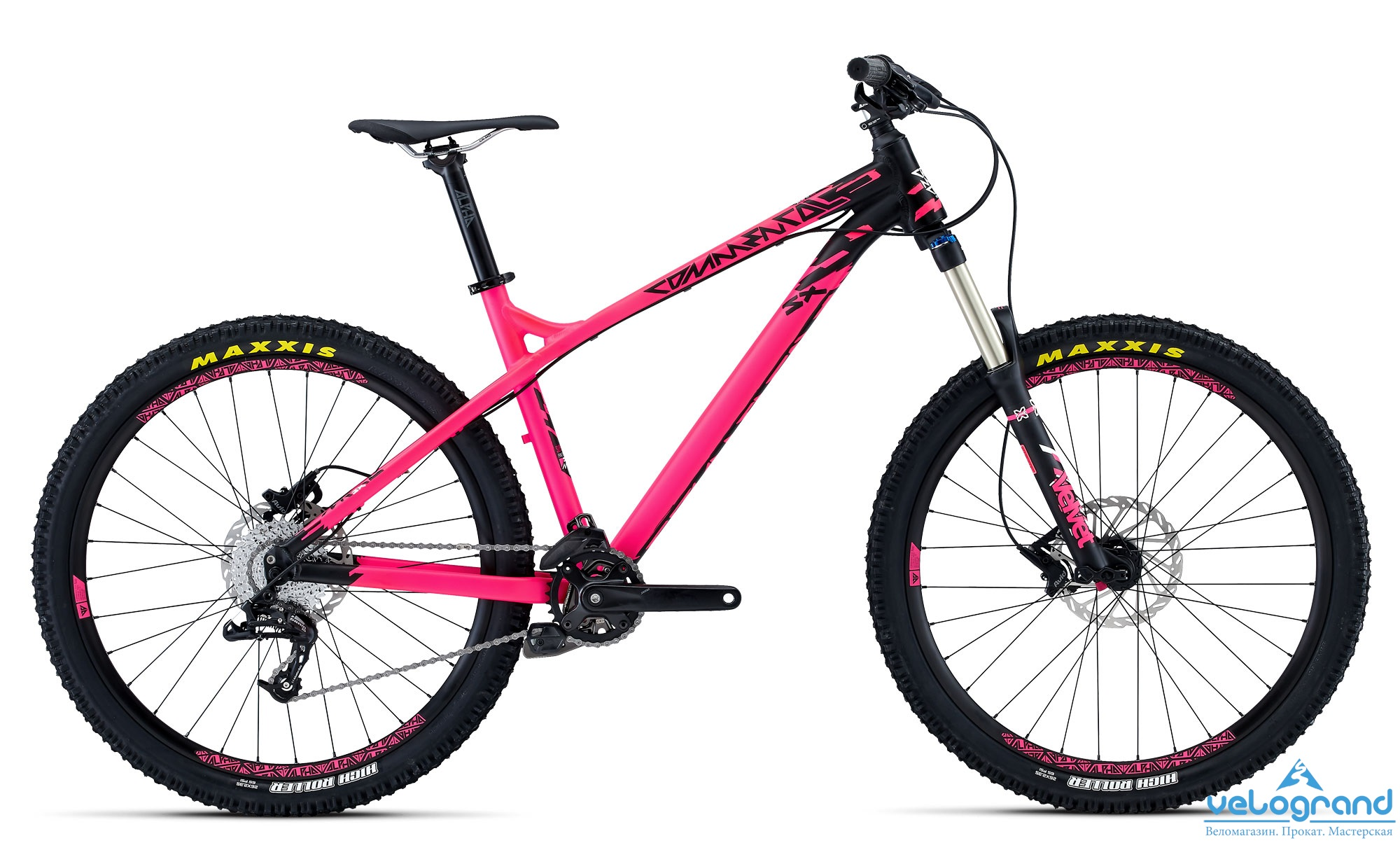 Велосипед двухподвес Commencal META SX Essential (2015) от Velogrand