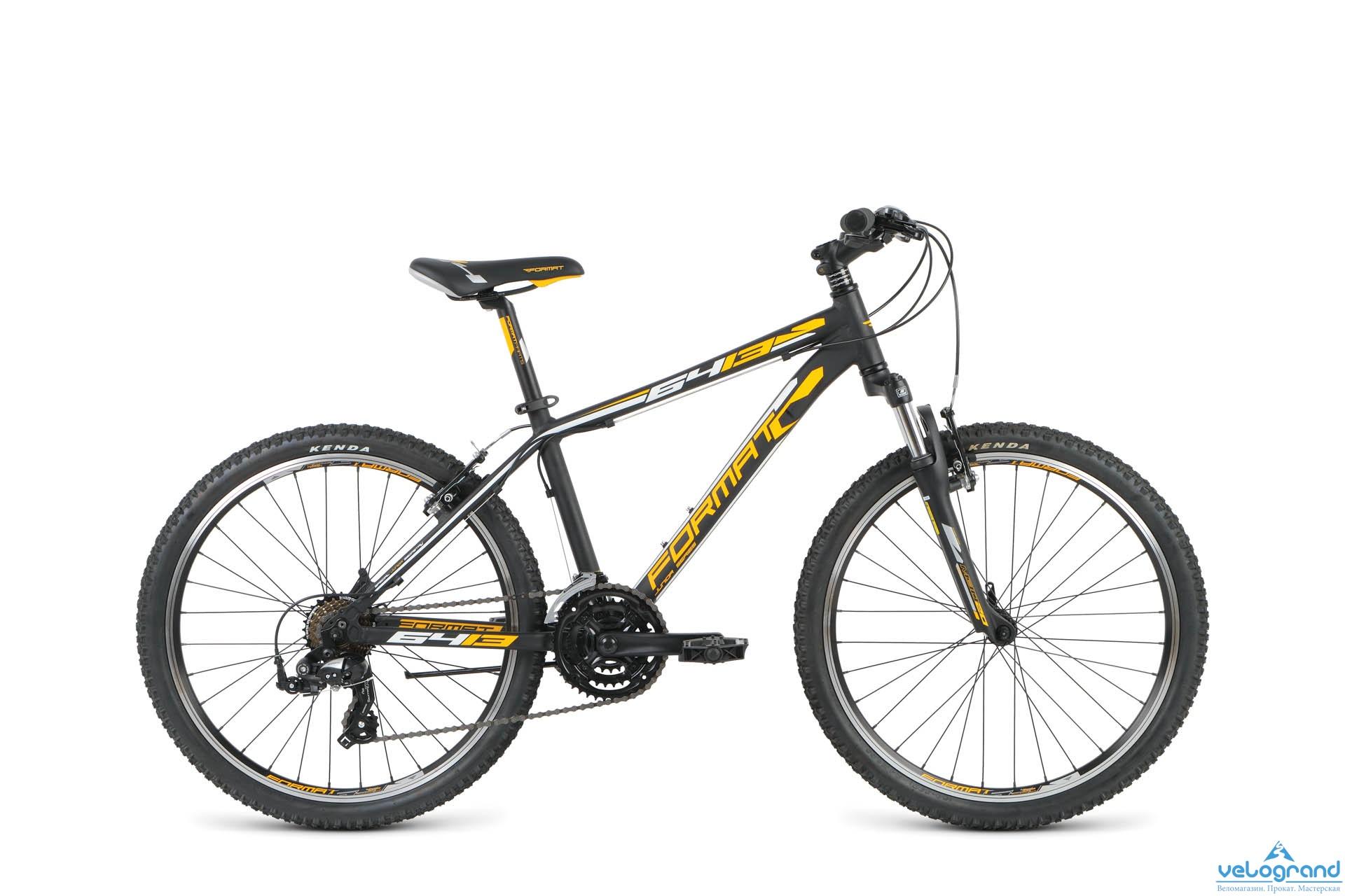 Подростковый велосипед Format 6413 Boy (2016) от Velogrand