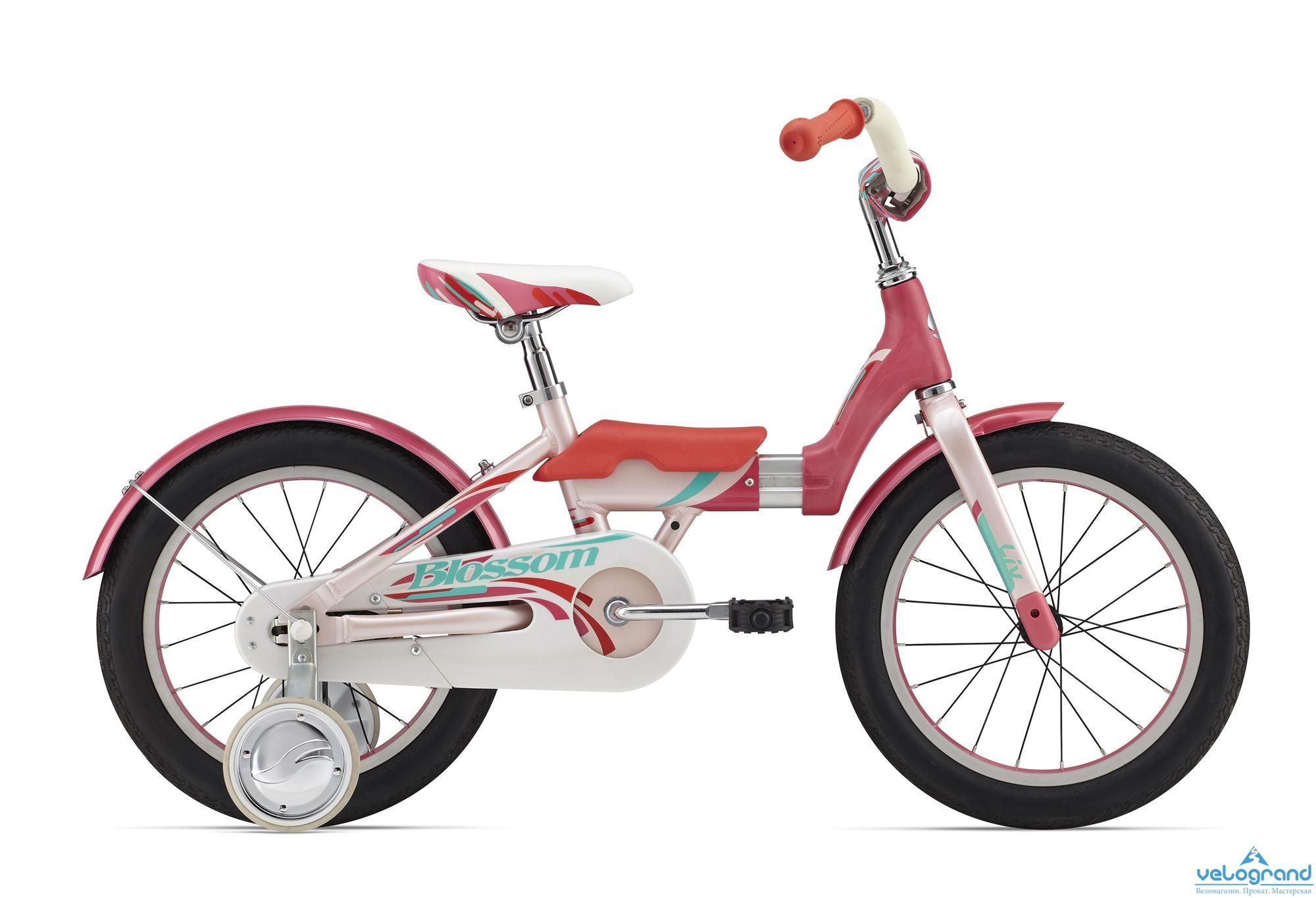 Детский велосипед Giant Blossom C/B (2016) от Velogrand