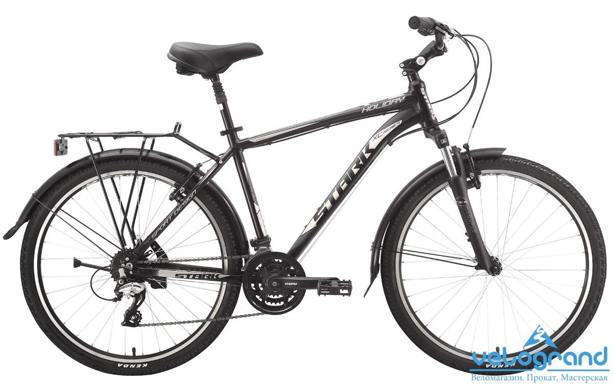 Комфортный велосипед Stark Holiday (2015) от Velogrand