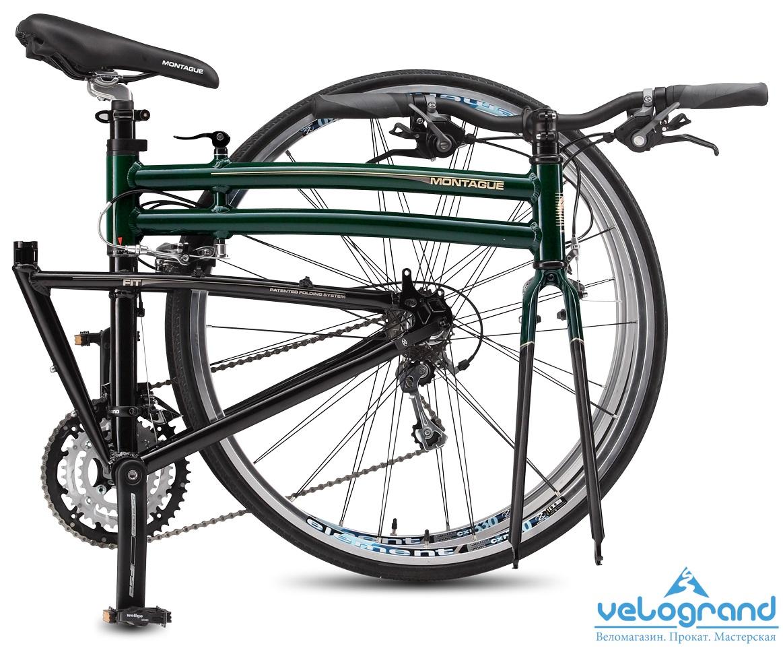 Складной велосипед Montague FIT (2015) от Velogrand