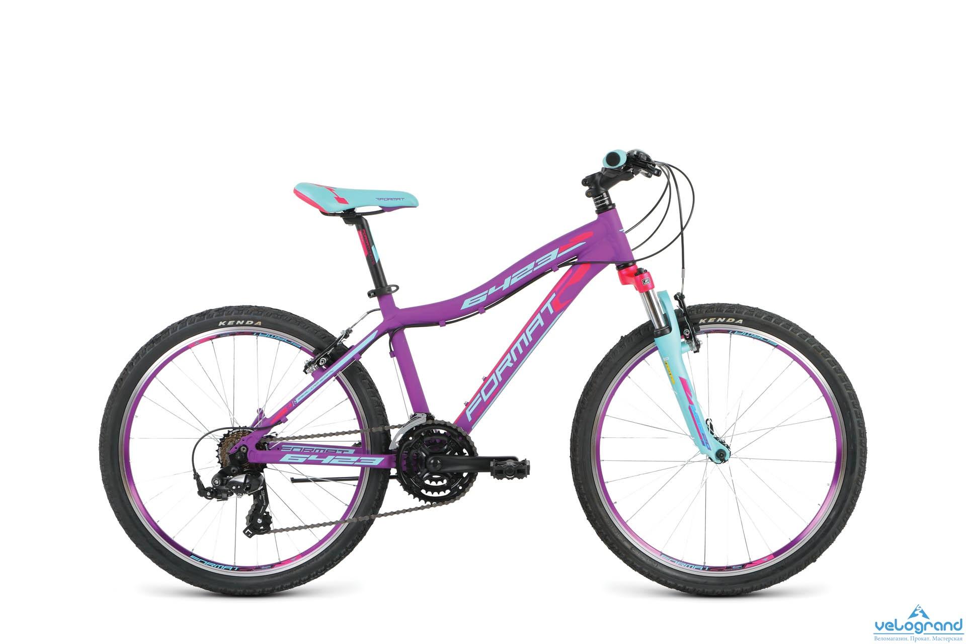 Подростковый велосипед Format 6423 Girl (2016) от Velogrand
