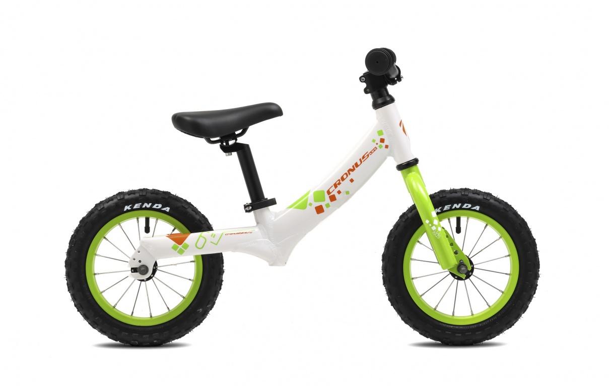 Детский велосипед Cronus WALKER 12 (2016), Цвет Белый, Размер 5