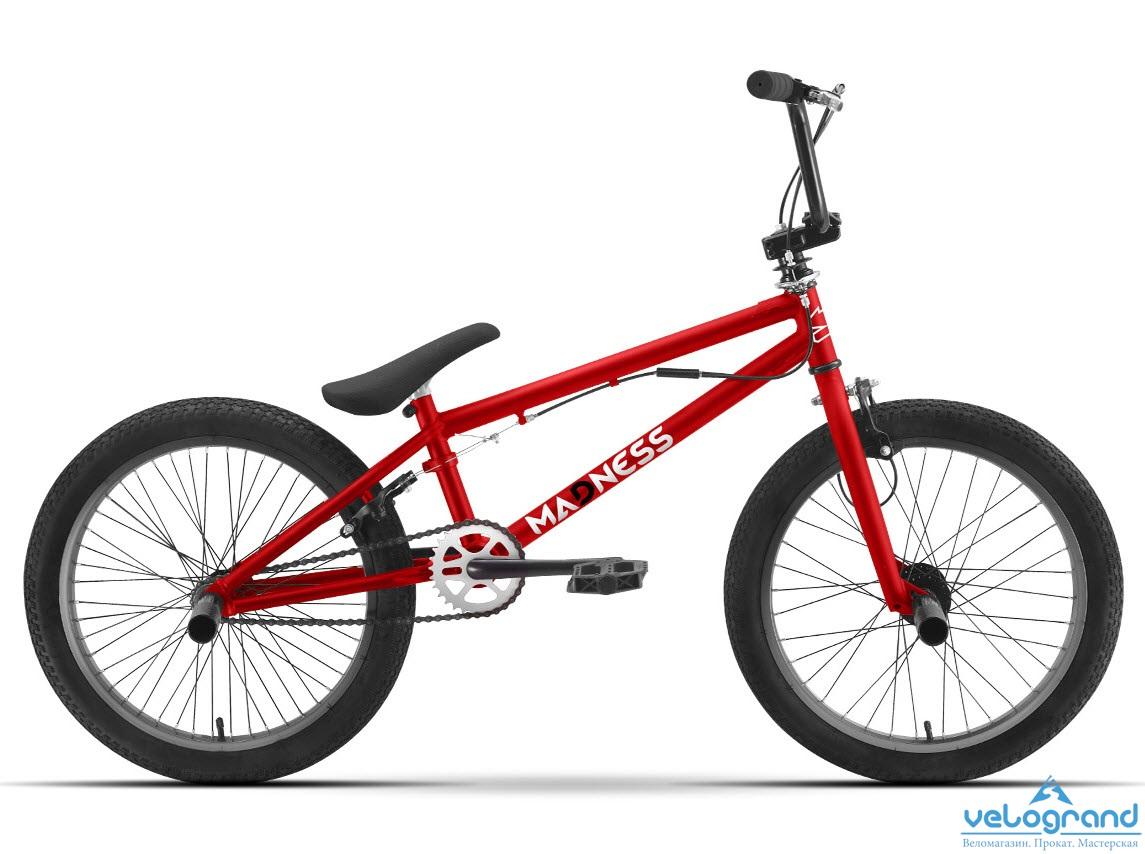 Экстремальный велосипед BMX Stark Madness (2016) от Velogrand