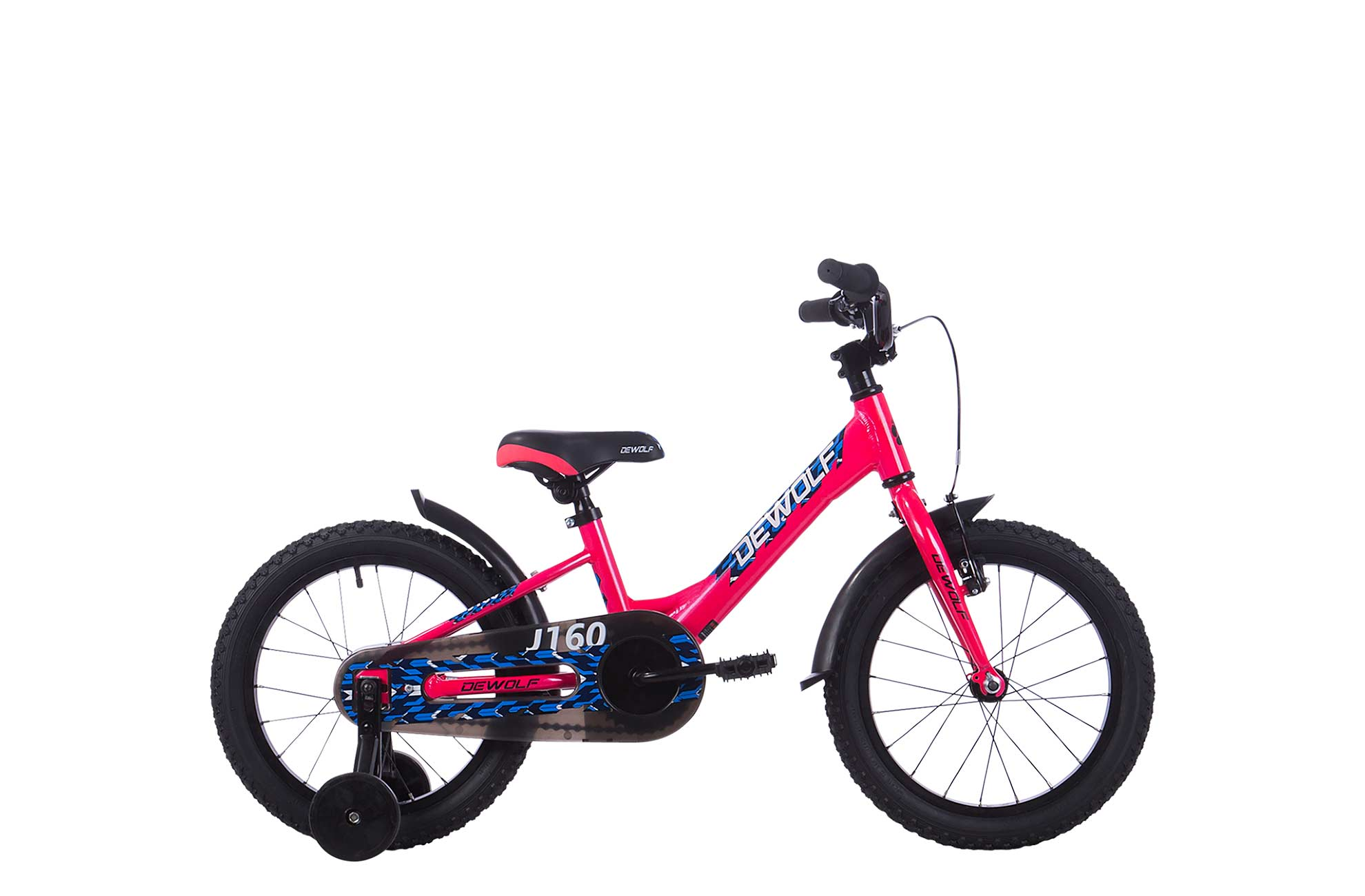 Детский велосипед DEWOLF J160 GIRL (2016) от Velogrand