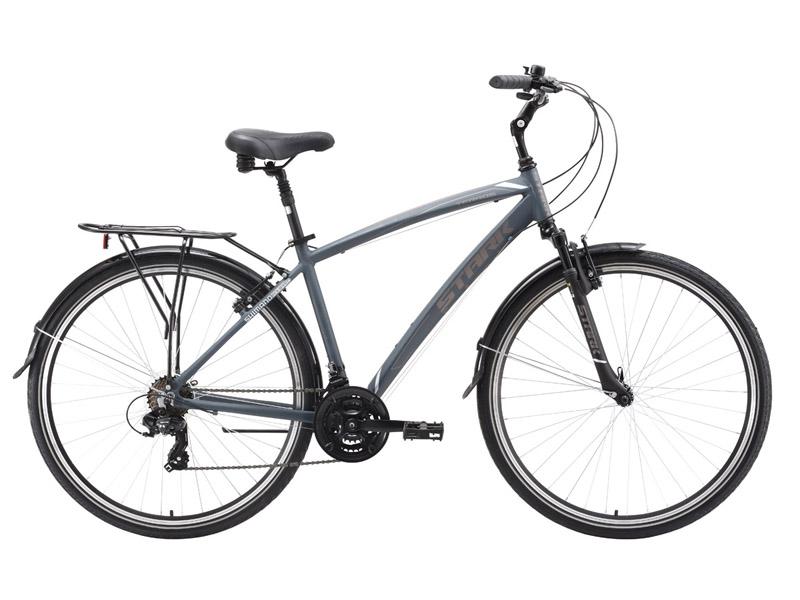 Городской велосипед Stark Terros (2016), Цвет Серый, Размер 20